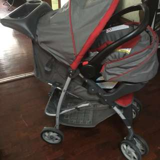 Gracco Stroller & car seat & carrier