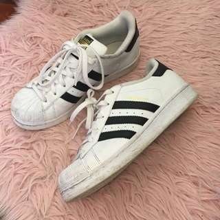 Adidas Superstars Men US 6