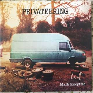 Mark Knopfler: Privateering LP