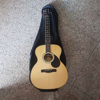 Acoustic Guitar - Greg Bennett