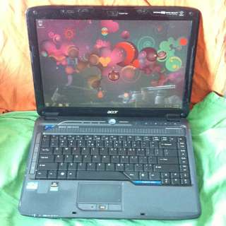 (sale) Acer Aspire 14inch Laptop w/ DVD