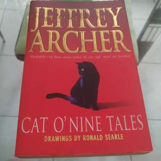 Jeffrey Archer - Cat O' nine tales (english)