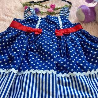 Cute dress and design