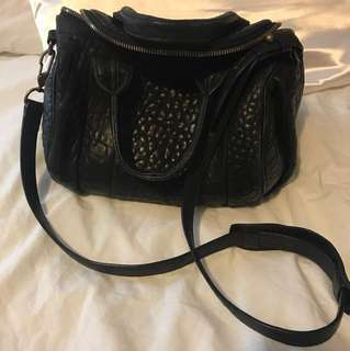 Alexander Wang Rockie Black Small