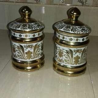 toples gold keramik