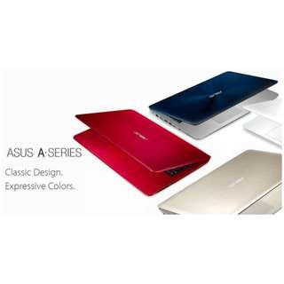 LAPTOP / NOTEBOOK ASUS A456UR A.SERIES DOS