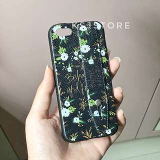 Flower Strap Case (iPhone 5/5s/SE)