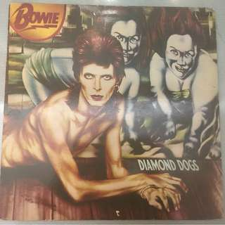 David Bowie ‎– Diamond Dogs, Vinyl LP, RCA International ‎– INTS 5068, 1984, UK