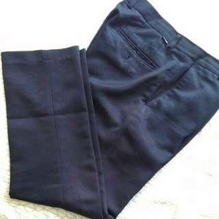 #cintadiskon Celana Hitam Bahan