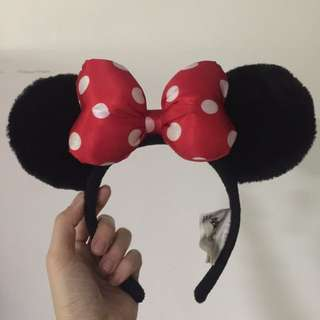 disney Minnie mouse head accessories