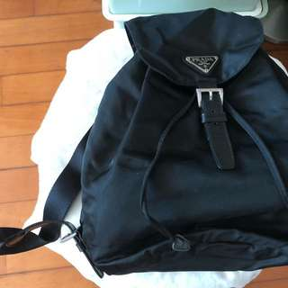 Real Prada backpack