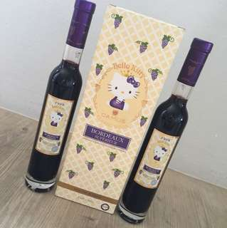 Hello Kitty Camus Classic Wine (collection item) UNOPEN