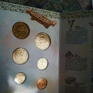 Duit Lama Syiling dan Kertas