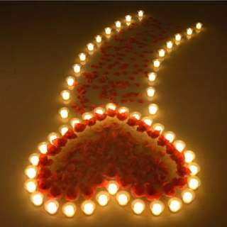 INSTOCK LED CANDLES FOR PROPOSALS PACKAGE