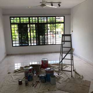 Under renovation, spacious apartment in the east!