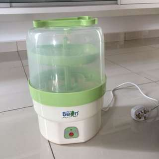 Little Bean steriliser with warmer