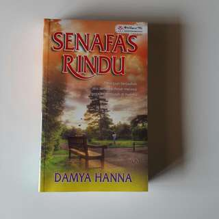 NOVEL : SENAFAS RINDU BY DAMYA HANNA