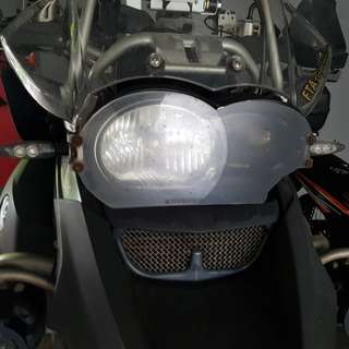BMW R1200 Touratech Headlight Protector