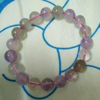 Good quality super seven crystal Bracelet