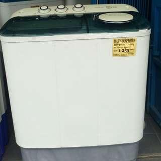 Mesin cuci daewoo 7.0kg