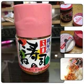 🚚 桃屋五目寿司飯料