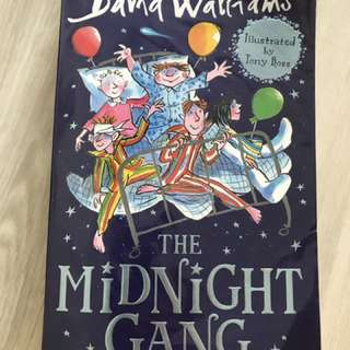 David Williams -The Midnight Gang