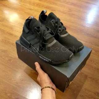 (Best Seller) Adidas NMD R1 Pk Japan Boost Triple Black