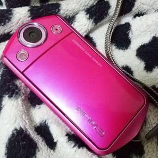 Casio EXILIM TR35 Pink
