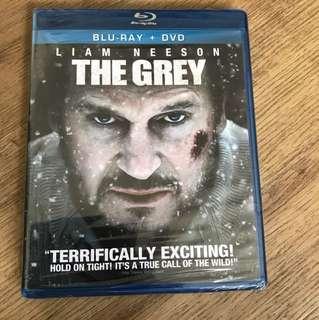 Blu Ray The Grey Liam Neeson