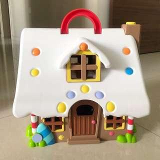 ELC Gingerbread Dollhouse