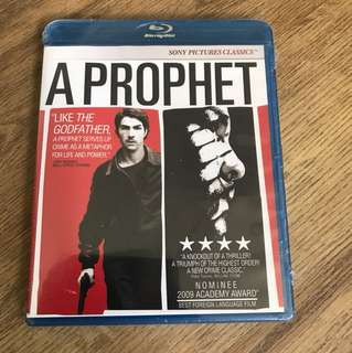 Blu Ray Movies The prophet