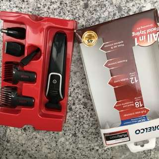 Philips Norelco complete Grooming Set from the US