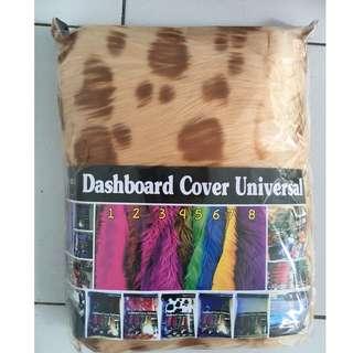 alas dashboard leopard / bulu dashboard leopard / cover dashboard macan tutul