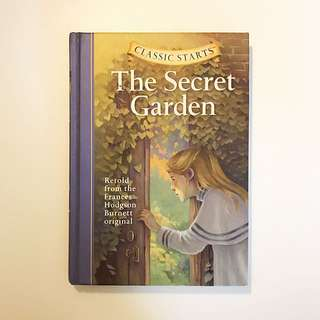 Classic Starts: The Secret Garden (Hard Cover)