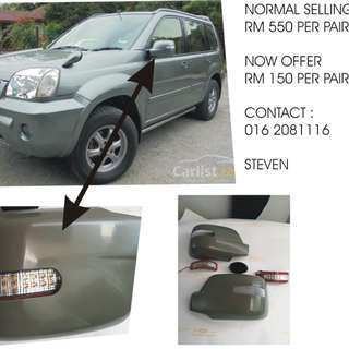 Nissan X-Trial side mirror led assembly