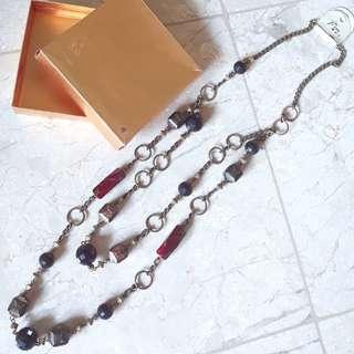 Fine Art Double necklace