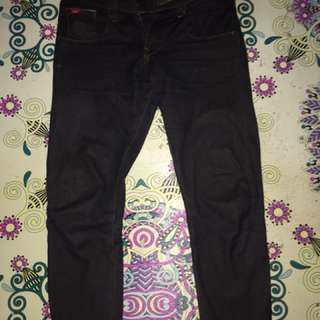 Celana Lee Cooper Selvedge Original