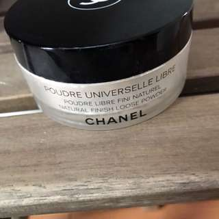 RTP $100+ CHANEL LOOSE POWDER (shimmery)