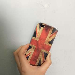 England iPhone 5s/5 case