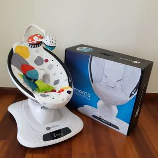 4moms Mamaroo (FREE: JJcole Body Support)