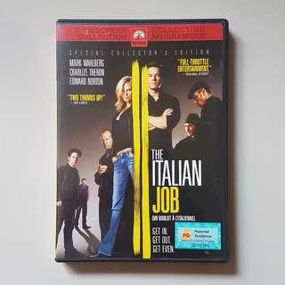 DVD - The Italian Job
