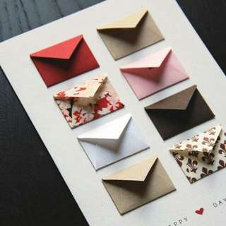 Cards, Awesome Envelopes and Crafts decoration