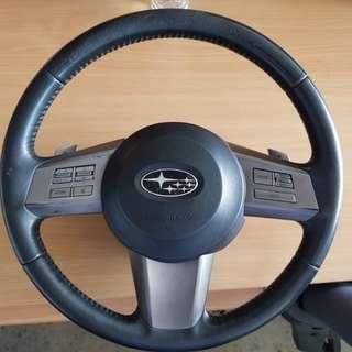Subaru Legacy GT Steering