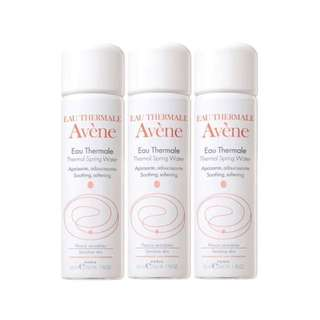 Avene water spray 50ml dapet 3pcs