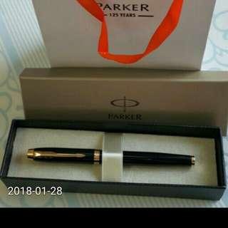 全新IM PARKER 墨水筆