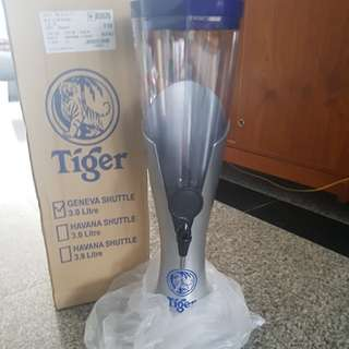 Tiger beer tower 3L