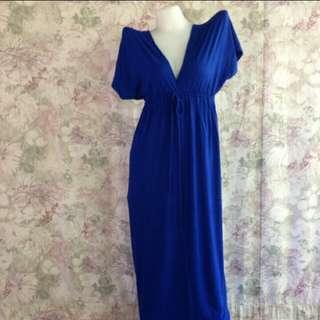 ❤Pre-loved Maxi Dress