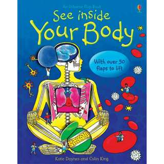 [Brand New] See Inside Your Body  By Katie Daynes