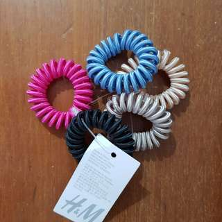 H&M hair bands