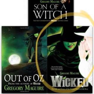 Wicked by Gregory Macguire